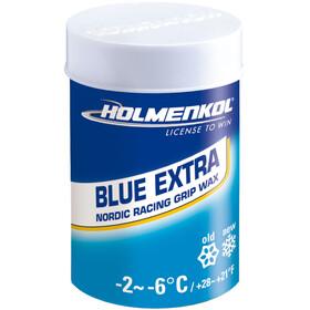 Holmenkol GripBlue Extra Grip Wachs 45g